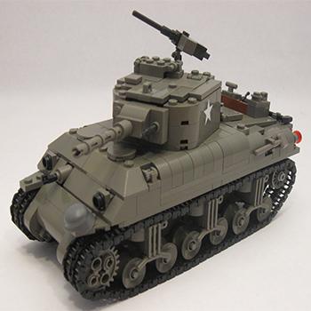 3D printer tank modeli