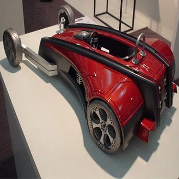 Prototip otomobil modeli