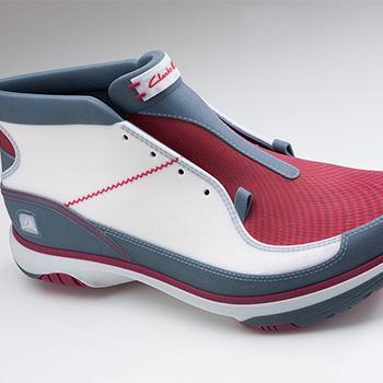 3 boyutlu ayakkabı modeli