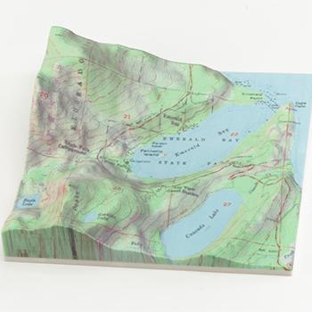 3D haritalar
