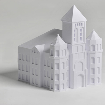 3D printer prototip model