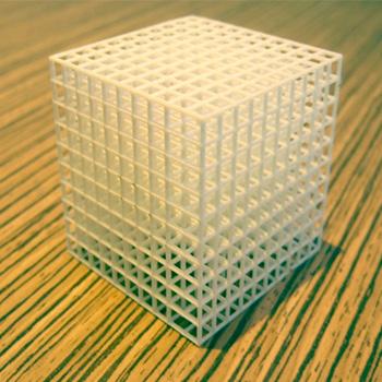 3D printer plastik modelleme