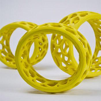 3D printer renkli bileklik