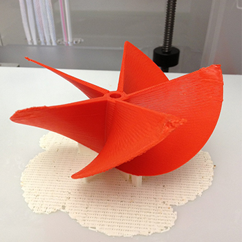 Renkli prototip model