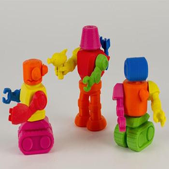 Cubex duo renkli prototipler