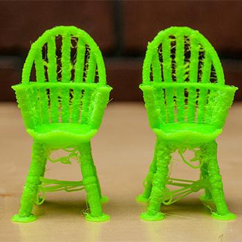 Renkli prototip oyuncak modeli