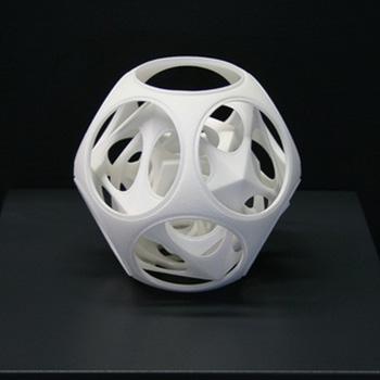 3 boyutlu geometrik modeller
