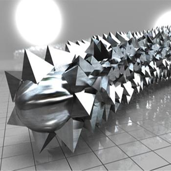 3 boyutlu metal parça prototipleri