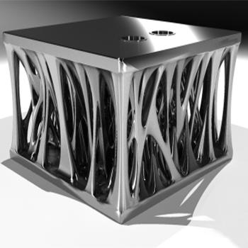 Prototip metal sinterleme yöntemi
