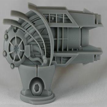 3 boyutlu demir döküm prototip modeller