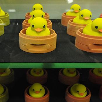 Renkli oyuncak prototipleri