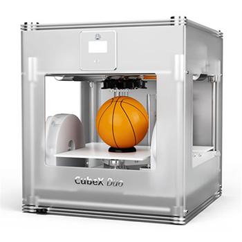 cubex duo 3D yazici