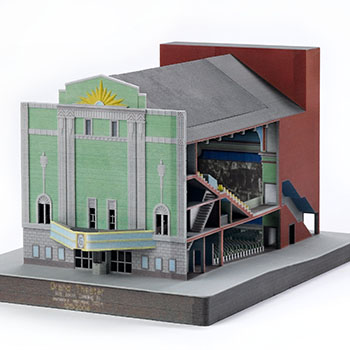 3D proje maketi