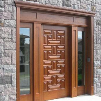 Prototip ahşap kapı modelleri