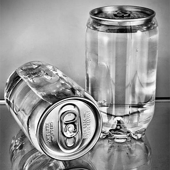 Cam şişe modeli